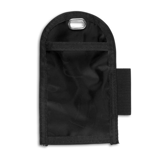 Badge Holder with Pen Loop Accessory