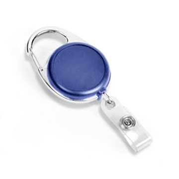 Carabiner with Retractable Tape Measure