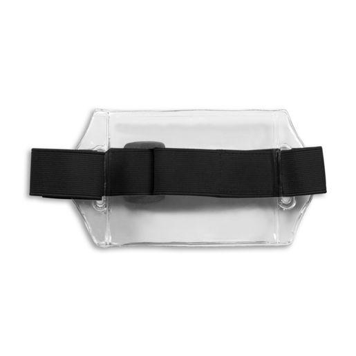 Horizontal Armband Badge Holder