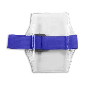 Vertical Armband Badge Holder