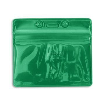 Horizontal Sealable Badge Holder