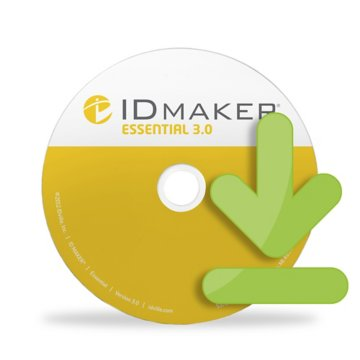 ID Maker Essential 3.0 Software Downloadable Upgrade