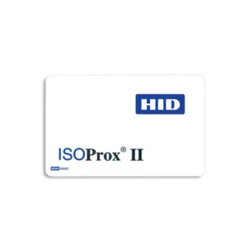 HID Isoprox 1386 Programmed Proximity Card
