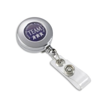 Chrome Team Badge Reel