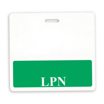 LPN Position Identity Card
