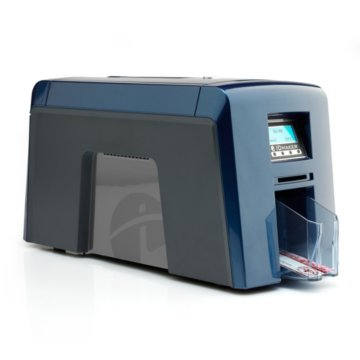 ID Maker Secure 1-Sided Card Printer w/ Mag-Encoder