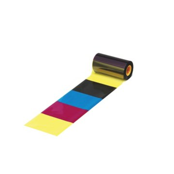 Prima 4 YMCKO-PO Dye Film with Peel-Off Panel - Prima435