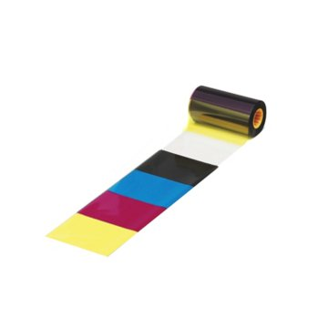 Prima 4 YMCK-UV Dye Film with UV Panel - Prima434
