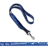 Making the Difference Pre-Designed Lanyard