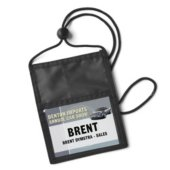 3 Pocket Credential Wallet