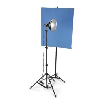 Light Stand & Backdrop Kit