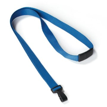 Antimicrobial Blank Lanyards
