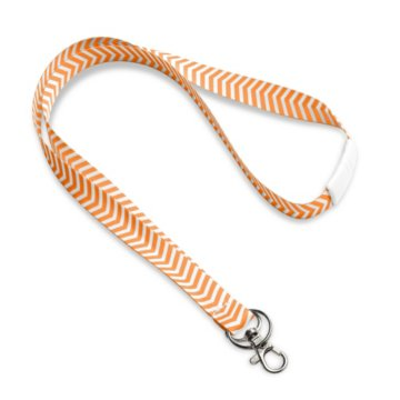 Chevron Fashion Lanyards
