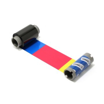 Fargo YMCKOK Printer Ribbon 86201