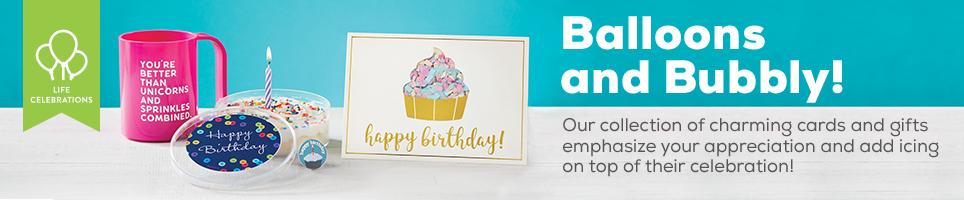 Celebrate the Milestones in Life!