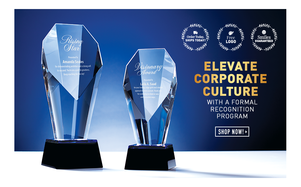 Elevate Corporate Culture with a Formal Recognition Program