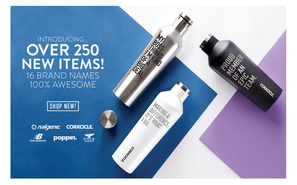 Shop 250 New Products!