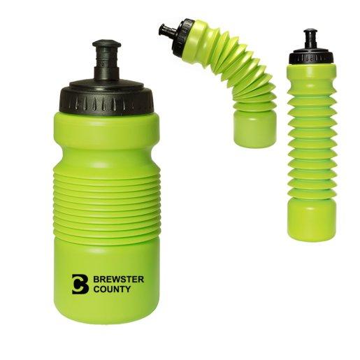 Accordion Water Bottle