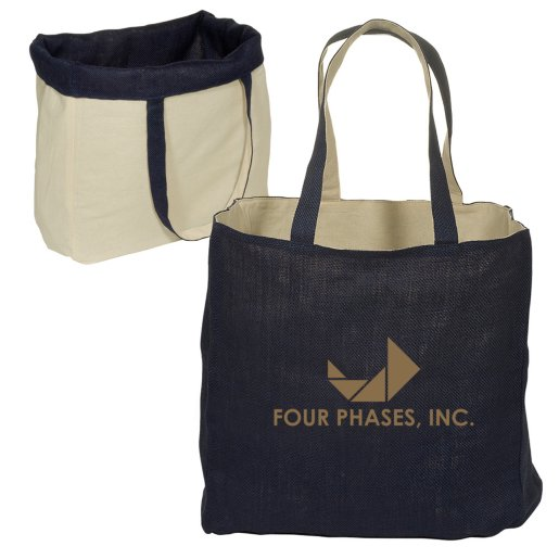 Eco-Friendly Reversible Tote
