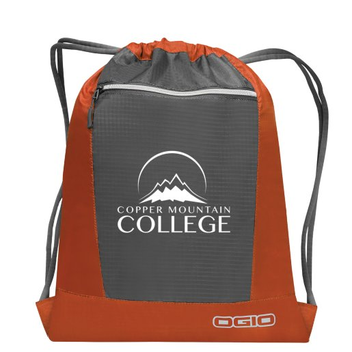 OGIO® Pulse Drawstring Backpack