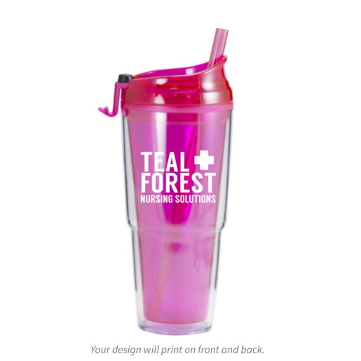 Color Me Pretty Tumbler