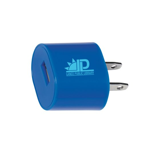 Plug In USB A/C Adapter