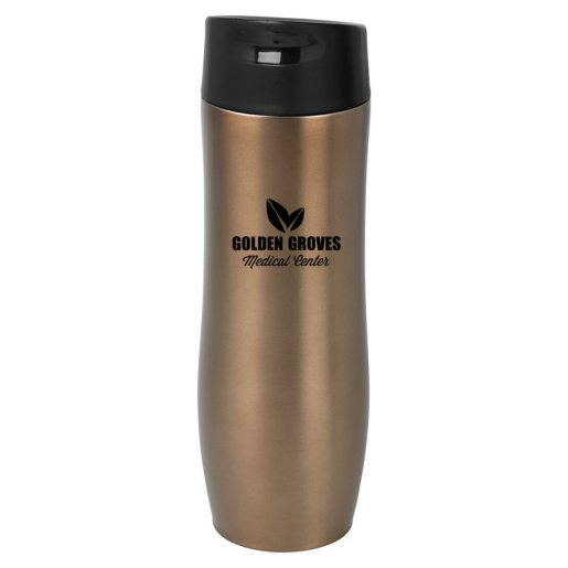 Bronze Travel Mug