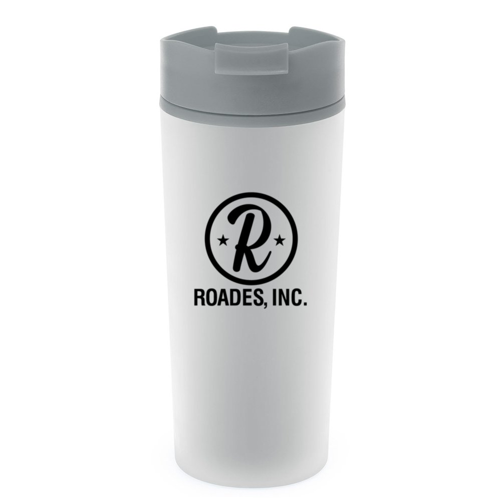 Frosted Wall Travel Mug