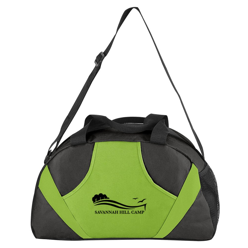 Color Slot Duffel Bag