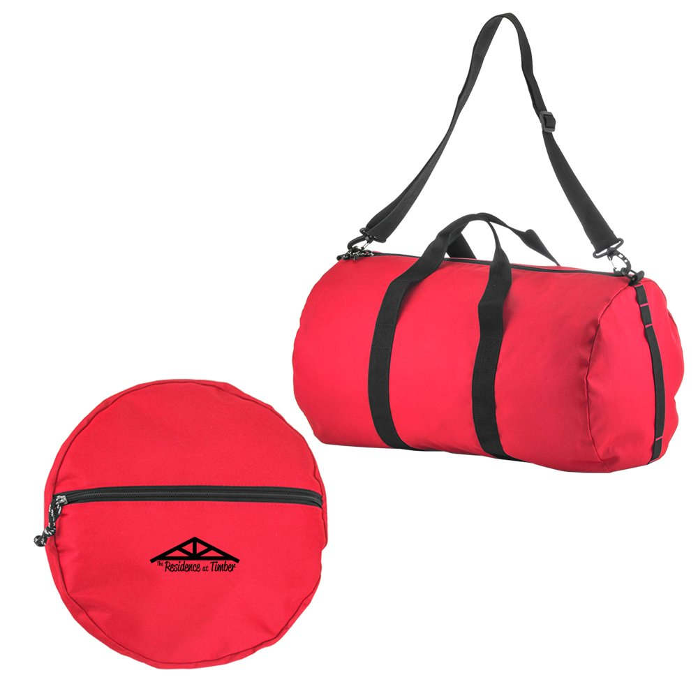 Hide-a-Way Collapsible Duffle Bag