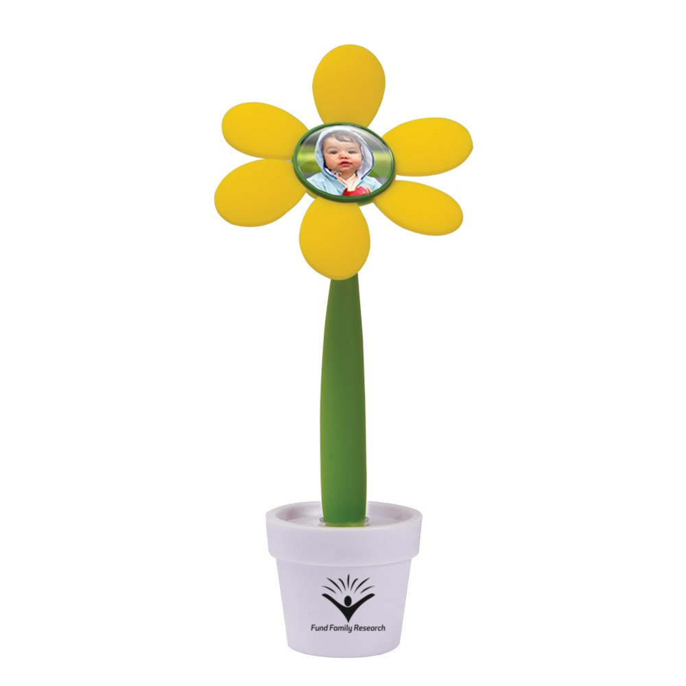 Flower Pen with Mini Pot