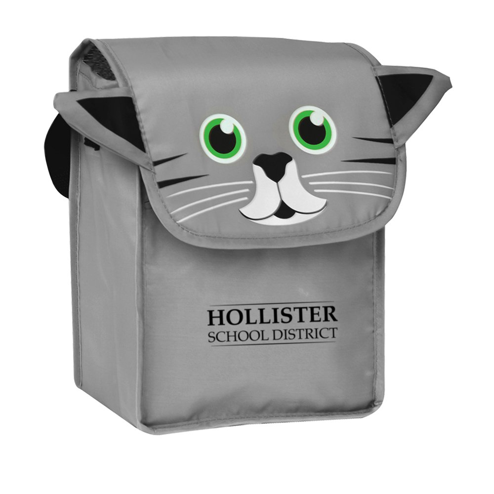 Paws-N-Claws Lunch Bag