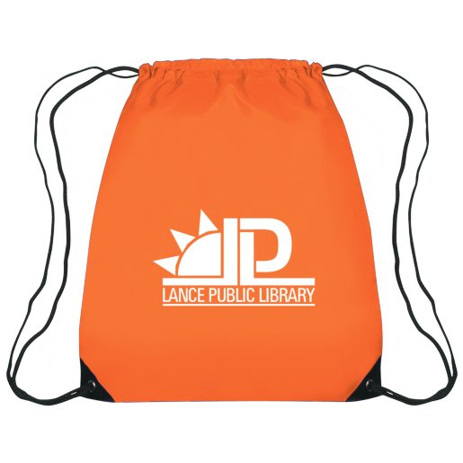 Jumbo Drawstring Backpack