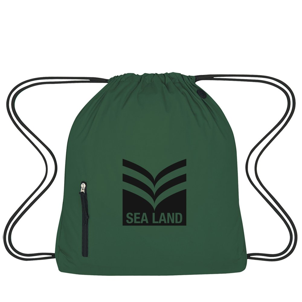 Heavy Duty Drawstring Backpack