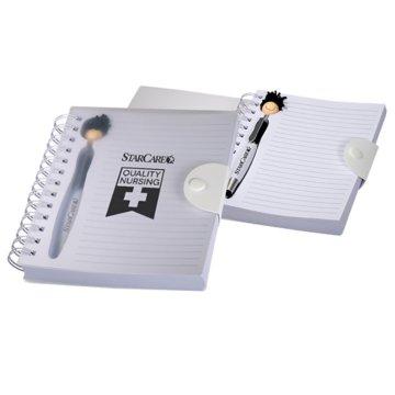 MopTopper™ Pen & Journal Set