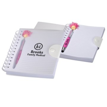 MopTopper™ Pen & Journal Set