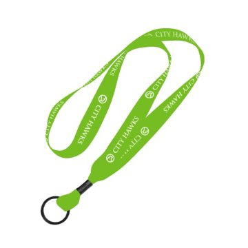 "1/2"" Dye-Sublimated Lanyard"