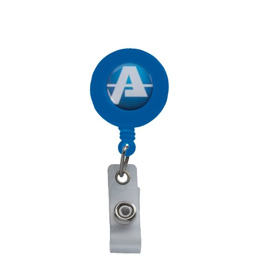 Plastic Retractable Badge Reel