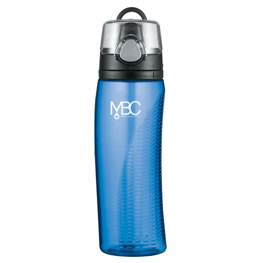 Thermos Hydration Bottle with Meter