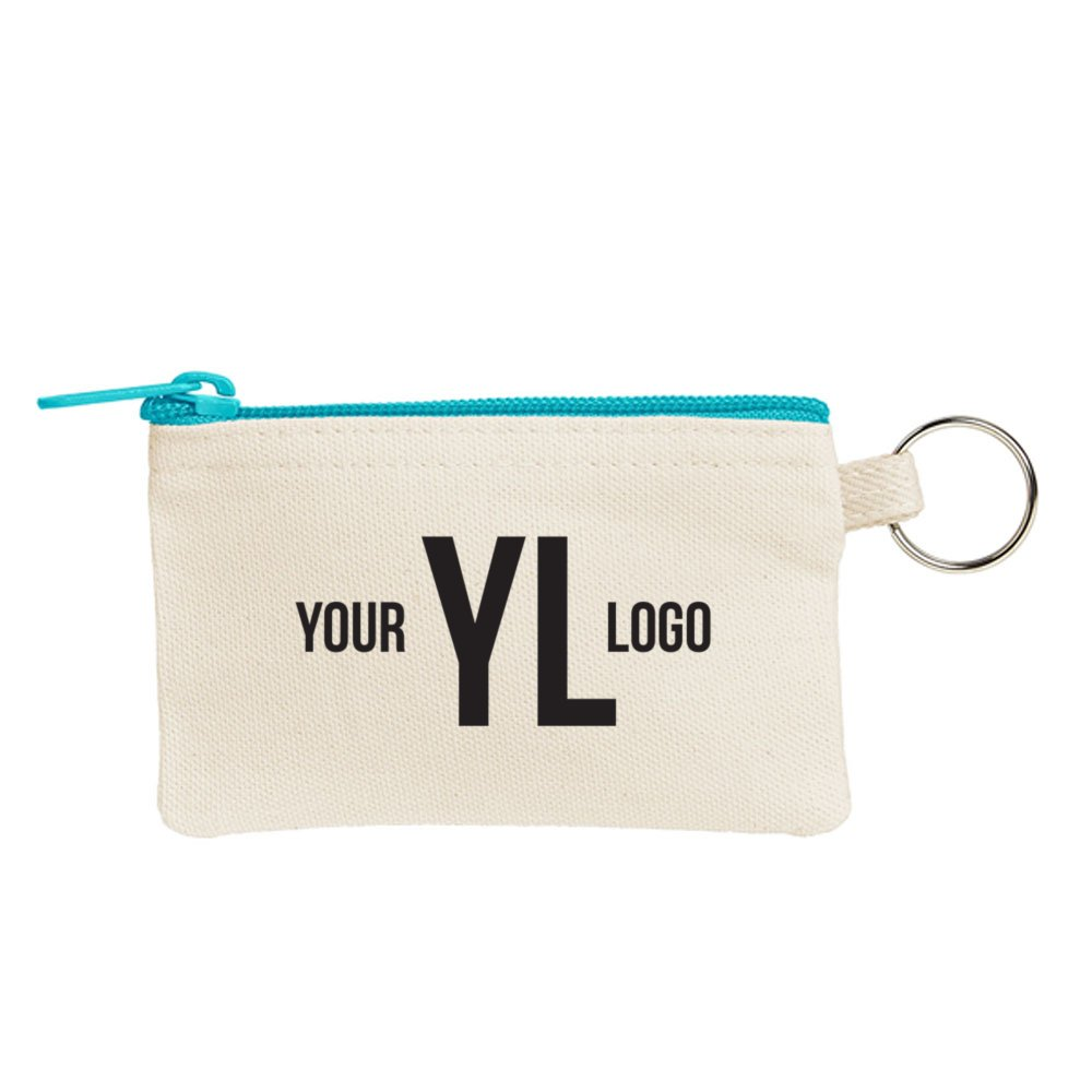 Charming Card Keychain