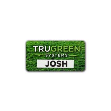 Reusable Name Badge