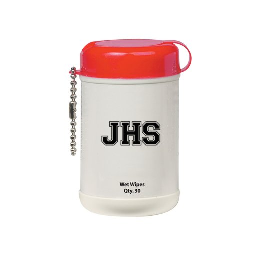 Mini Wet Wipe Canister