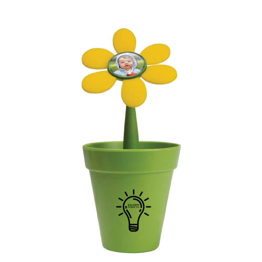 Flower Pen in Pot