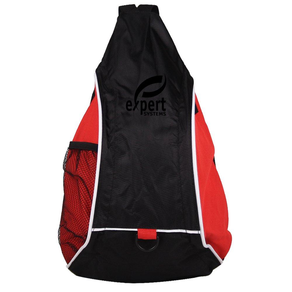 Side Zip Sling Bag
