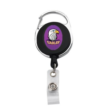 Metal Badge Reel
