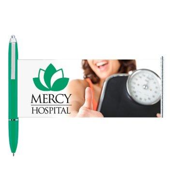 Metal Banner Pen