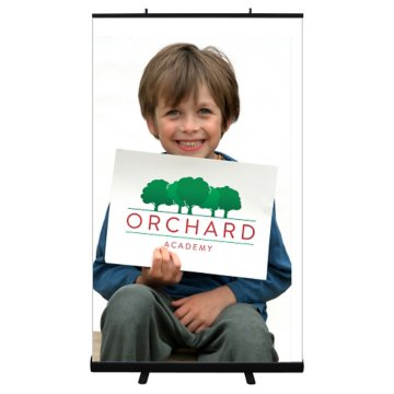 "48"" Retractable Banner kit"