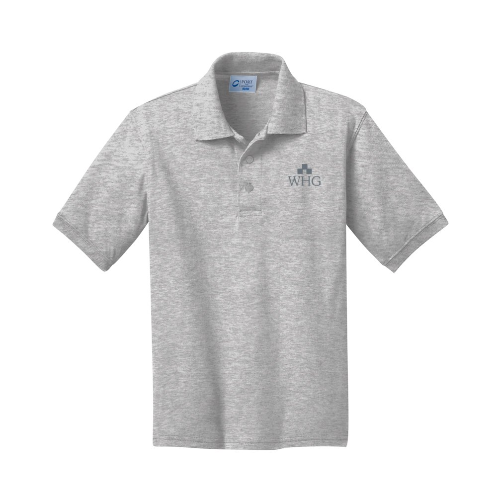 Port & Company® Youth Polo