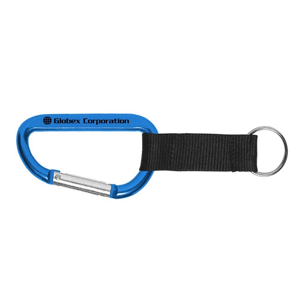 Carabineer Key Chain