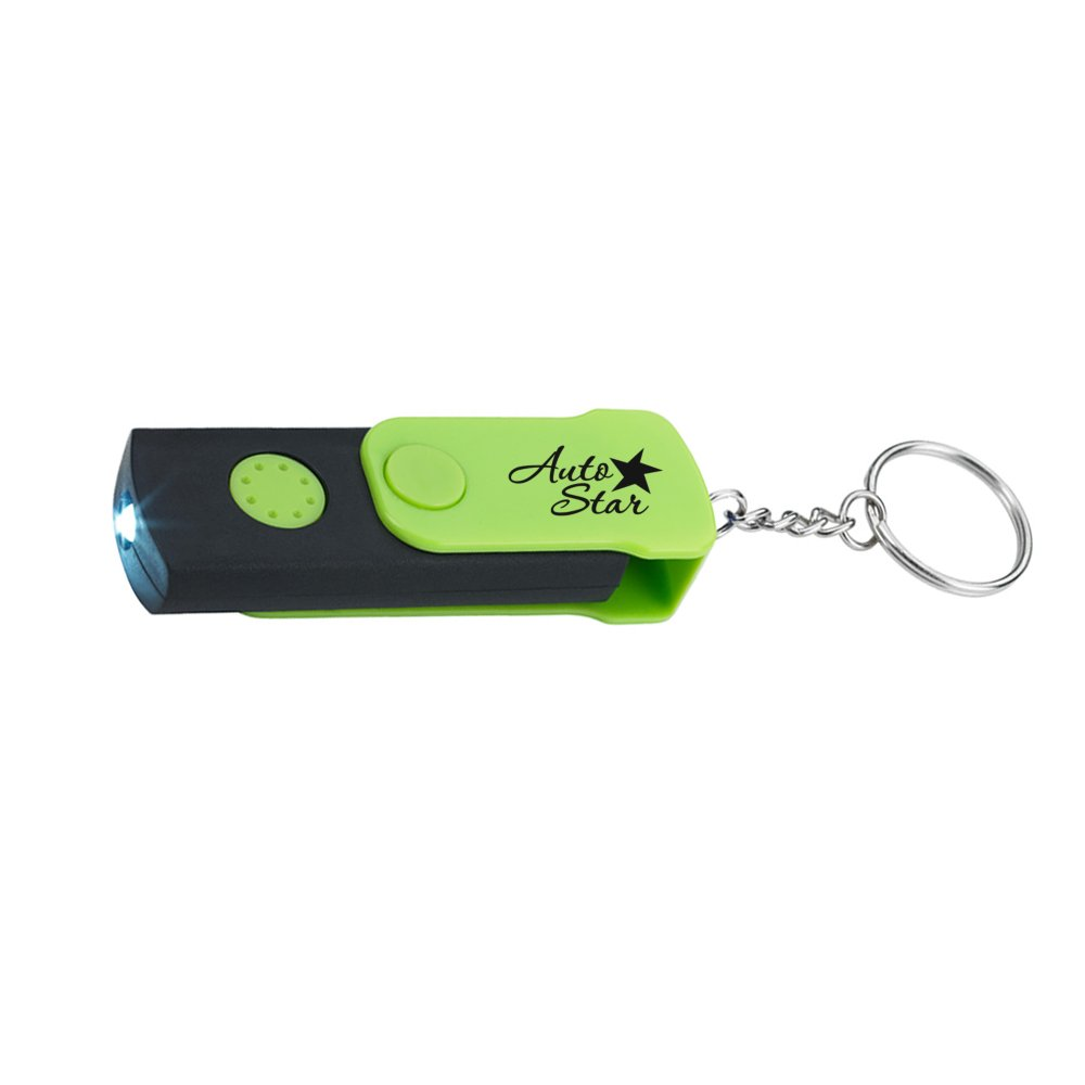 Swivel-It Stylus Key Chain
